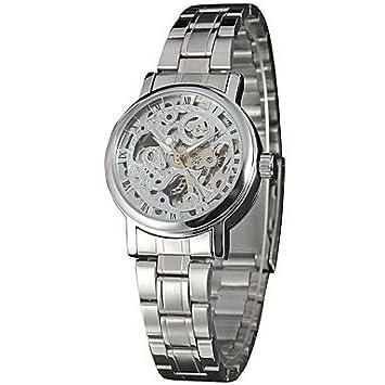XKC-watches Relojes de Mujer, Winner Mujer Reloj de Pulsera ...