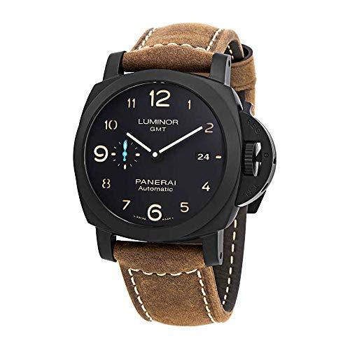 (Panerai Luminor 1950 3 Days GMT Automatic Mens Watch PAM01441)
