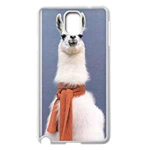 Samsung Galaxy Note 3 Cell Phone Case White Llama Dictionary GWD Phone Case Durable Protective