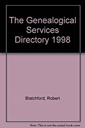 The Genealogical Services Directory 1998