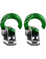 Dingshengstore Rear Brake Line Cable Clamp Fit for Kawasaki KX125 KX250 KX85 KX 125 250 500 80 100 KLX 650 250R 300R 250 250S 140 140L 140G KDX250
