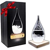 Empyrean Decorative Storm Glass - Water Drop Weather...