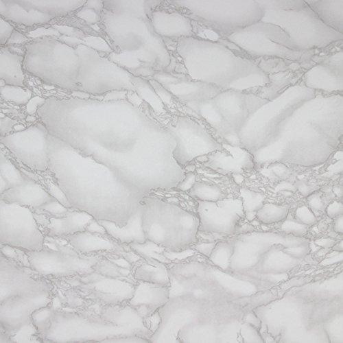 Jl Home Design Utah: Fablon FAB11132 Marble Effect White Adhesive Film