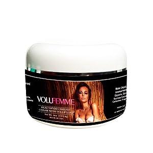 Beautiful Breast Enhancement Cream w/ Volufiline Breast Enlargement for a Fuller Cleavage 13828