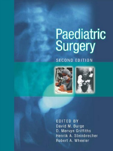 Paediatric Surgery, Second edition (Hodder Arnold Publication) Pdf
