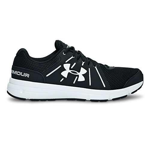 Noir Rn De white Dash 2 Running Armour Black white Chaussures Under W Ua Femme vfFqF