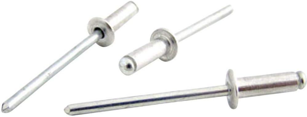 Miroslav S1030004821 Rivet Aluminium-c//ancha14 minicaja 25p.4,8 x 21