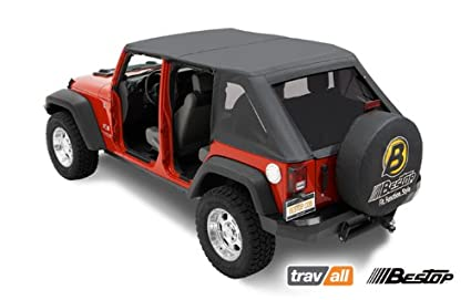 Trektop 2007 2012 Jeep 4 Door JK Wrangler Unlimited 56805 35