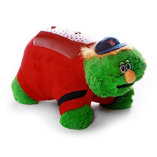 MLB Boston Red Sox Dream Lite Pillow (Boston Teddy Bear)