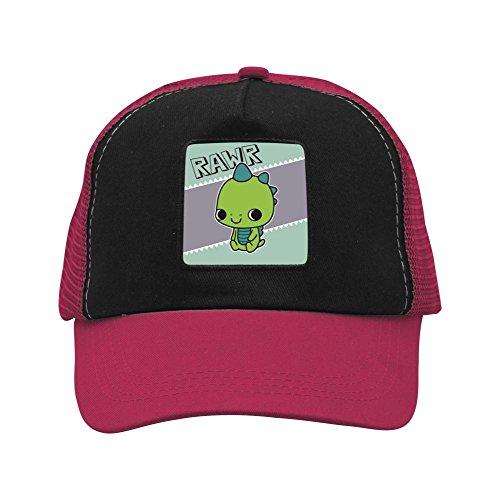 Unisex Lovely Little Dinosaur Adjustable Classic Hiphop Hat Baseball Cap Snapback Dad Hat