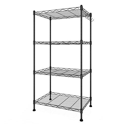 4 foot shelf unit - 4
