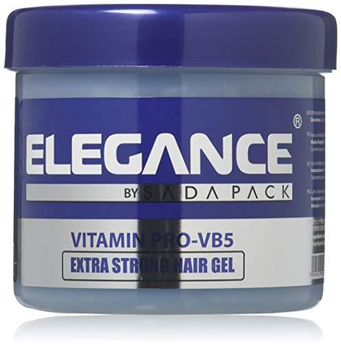 55996d5329ad Elegance Extra Strong Vitamin PRO-VB5 Hair Gel 17.6 oz BB-52977