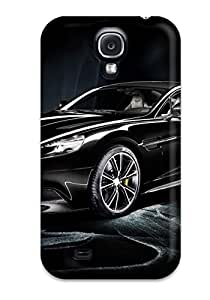 Premium Aston Martin Vanquish 21 Back Cover Snap On Case For Galaxy S4