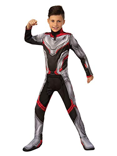 Rubie's Marvel: Avengers Endgame Child's Team Suit Costume, Medium ()
