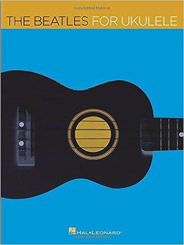 Amazon.com: The Beatles for Ukulele (0884088159504): The Beatles ...