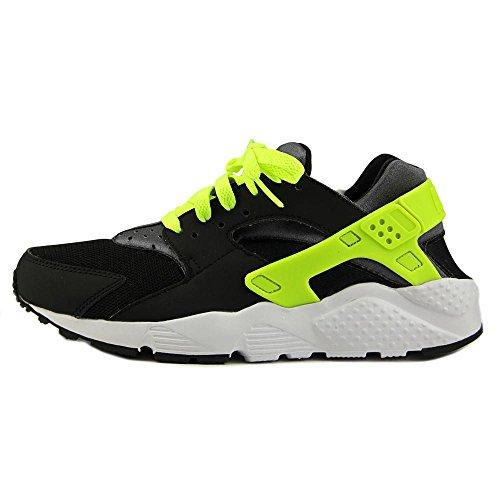 Nike 654275-017, Zapatillas de Deporte para Niños Negro (Black / Volt Dark Grey White)