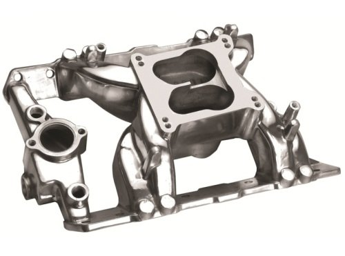 Professional Products 56028 Crosswind Satin EFI Manifold for Pontiac - Crosswind Manifold Satin