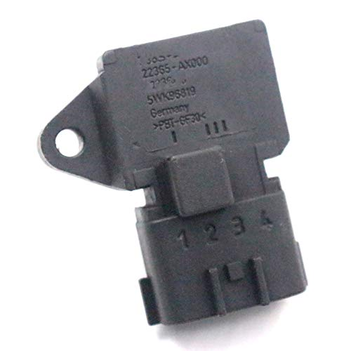 Pengchen Parts New Intake air Pressure MAP Sensor 22365-AX000 for Nissan MICRA IV K13 1.2 Note (E11) 1.4 New by pengchen