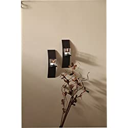 Hosley Set of 2, Modern Art Large Wall Sconces wit