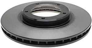 Raybestos 96566 Advanced Technology Disc Brake Rotor