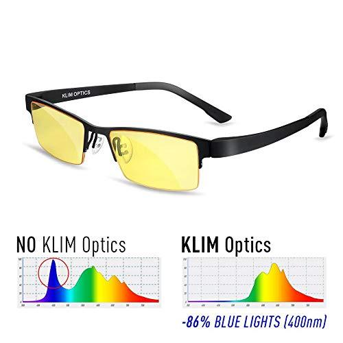 Resultado de imagen de gafas filtro azul
