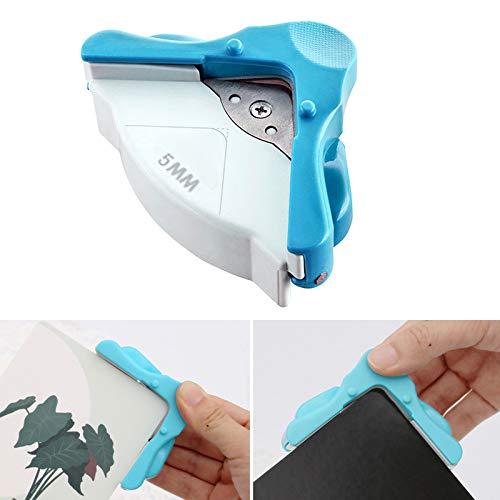 5 mm carta fai da te carta per carta Mini perforatore per angoli fai da te ASOSMOS