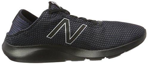 de Zapatillas New Vazee para Black Coast Running Negro Mujer Balance V2 IXqPqwTR