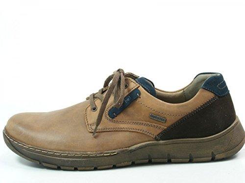 07 768 Seibel Topdrytex Josef Chaussures Braun Homme Jonas 13857 Basses ZFBqI