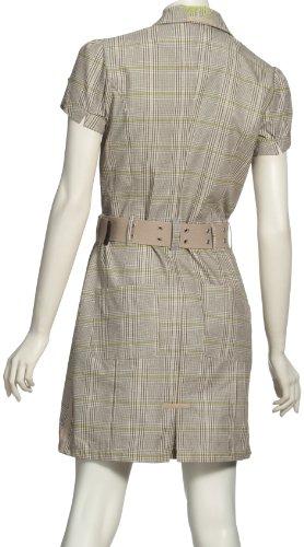 Northland check print L's Travel Pisa Damenkleid Dress qwqr0x