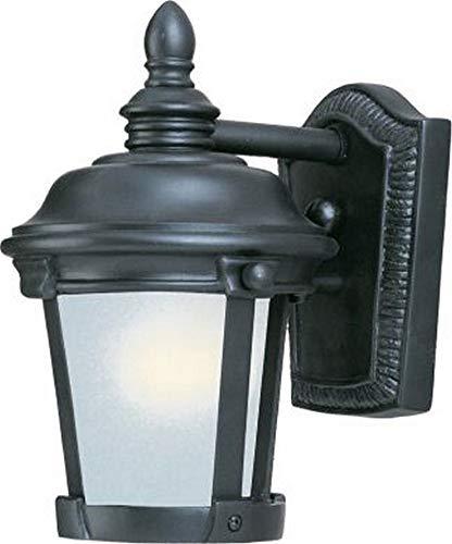 - Maxim Lighting 56096FSBZ Dover LED E26 Outdoor Light Bronze