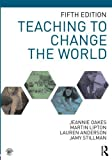 img - for Teaching to Change the World book / textbook / text book