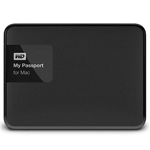 WD HDD ポータブルハードディスク 2TB My Passport fo...