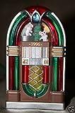 Jukebox Party 1996 Hallmark Keepsake Light and Music Christmas Ornament