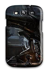 3097700K80729016 Snap-on Spaceship Case Cover Skin Compatible With Galaxy S3