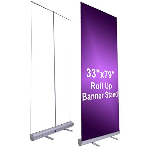 Economy Retractable Signage Aluminum Structure