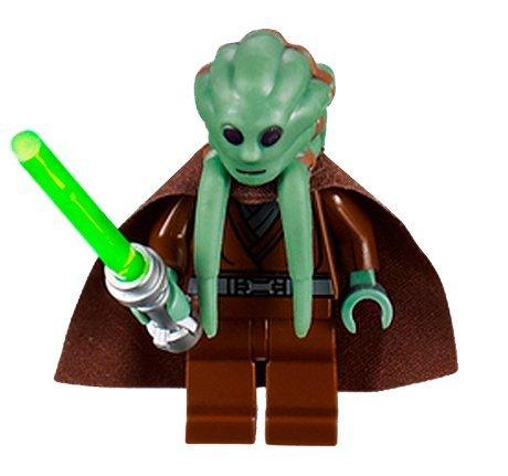 Lego Star Wars Fisto Minifigure