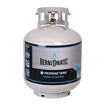 Amazon.com : BernzOmatic 20-lb Propane Tank : Garden & Outdoor