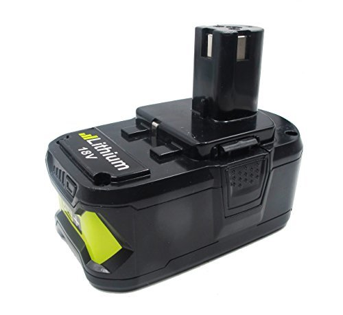 P108 Ryobi 18V Battery 4.0ah One+ High Capacity Lithium Ion Replacement for Ryobi18-Volt One Plus P102 P100 P104 P103 P105 P107 Cordless Power Tools Battery Pack– Bonadget by Bonadget