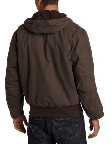 Polar King by Key Apparel Premium Lined Hooded Jacket