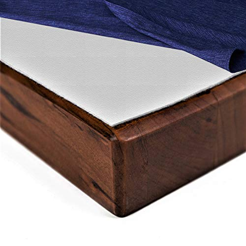Used, BigHala Table Pad Tablecloth Pad Thick Flannel Backed for sale  Delivered anywhere in USA