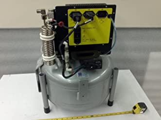 Jun-Air BES-10372-01 Compressor Tank Assembly with SMC Components
