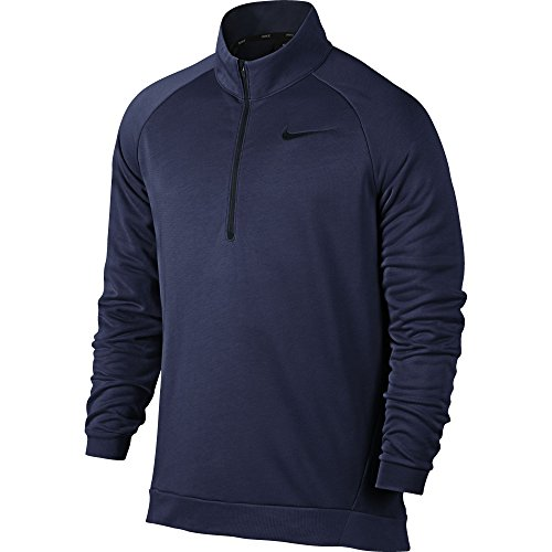 Nike Men's Dry Training Top Binary Blue/Black Size Large