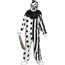Boys Killer Clown Costume - M