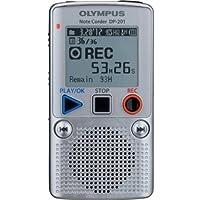 Olympus DP-201 (DP201) Digital Voice Recorder - Refurbished