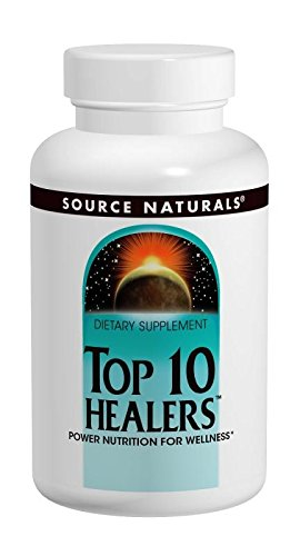 Source Naturals Top 10 Healers Power Nutrition for Wellness Supplement, 120 Count Review