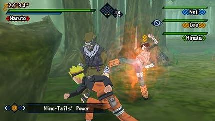 Amazon.com: Naruto Shippuden: Kizuna Drive - Sony PSP: Video ...