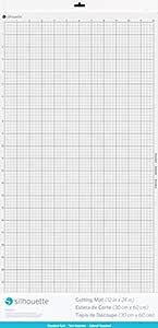 Silhouette Alfombrilla de Corte Cameo (30,5 cm x 70 cm): Amazon.es ...