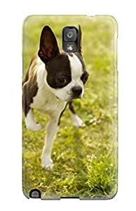 New Shockproof Protection Case Cover For Galaxy Note 3/ Boston Terrier Dog Case Cover