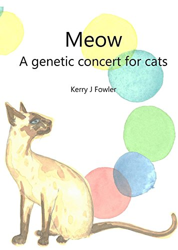 Download for free Meow A Genetic Concert for Cats