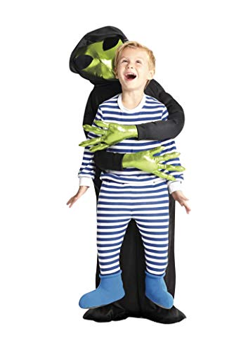 Alien Abduction Costumes Chasing Fireflies - Chasing Fireflies Alien Abduction Boys Costume